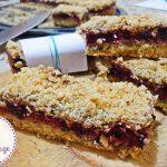 granola/oatmeal bars-შვრიის ფირფიტები