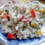 კრაბის სალათი