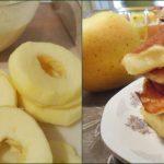 ვაშლის ფენქეიქები