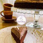 შოკოლადის ნამცხვარი არაჟნის კრემით – უგემრიელესია
