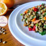 ოსპის სალათა - ჯანსაღი და გემრიელი