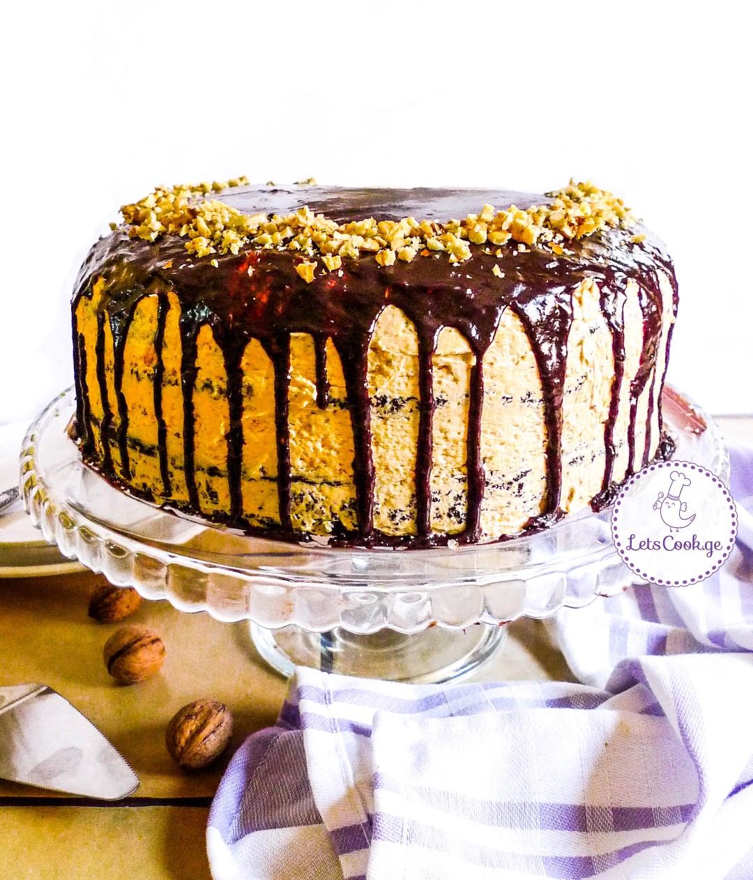 უგემრიელესი შოკოლადის ტორტი