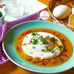 კვერცხი თურქულად - ჯანსაღი და გემრიელი საუზმე