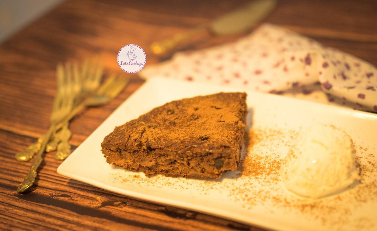 ბრაუნი ორმაგი შოკოლადით – უგემრიელესია