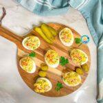 ფარშირებული კვერცხი